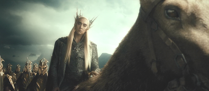 What Happened To Thranduils Face In The Hobbit The Mad Hobbit
